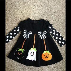 Girls 12 mo. Halloween dress